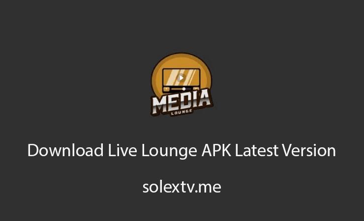 Download Live Lounge APK Latest Version